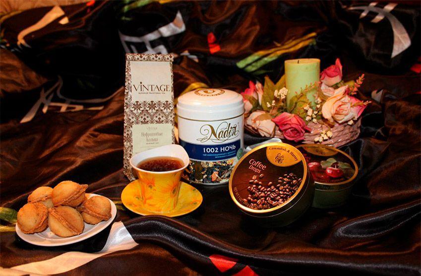 Чай-Кофе - Торгово-развлекательный центр Гагарин