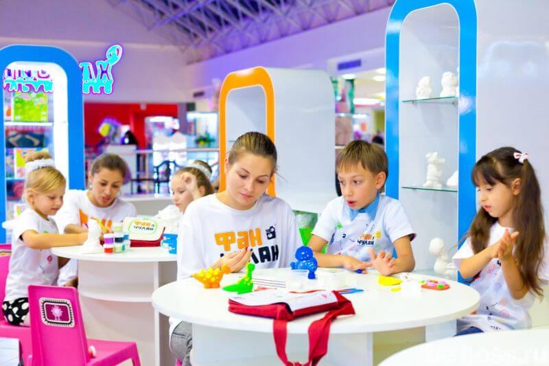 Фан Чулан - Торгово-развлекательный центр Гагарин
