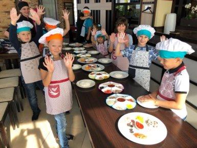 Всемирный день сердца в IL Патио и Планета Суши! Гагарин