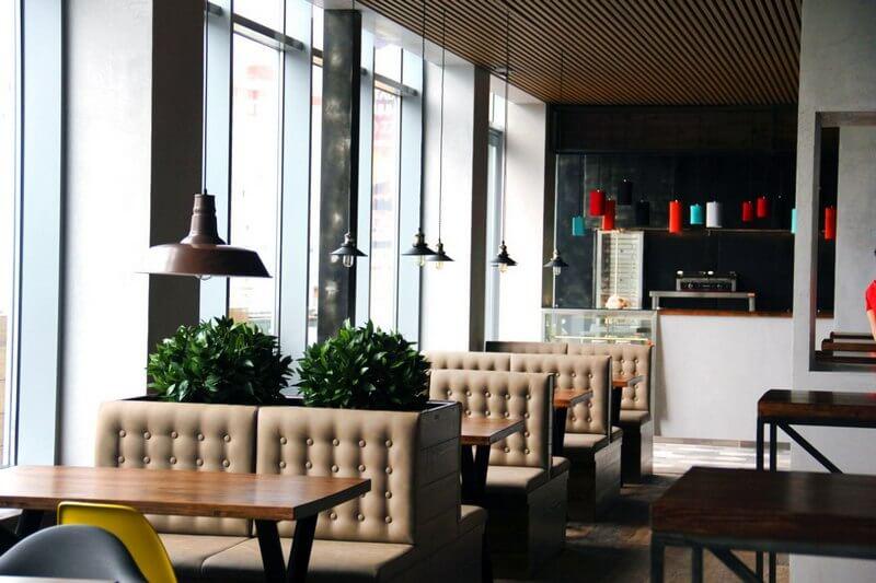 RoofCafe - Торгово-развлекательный центр Гагарин