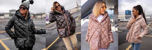 Новая коллекция курток уже в магазине La Tua! Гагарин